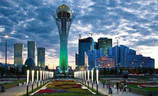 """НЕФТЬ И ГАЗ"" 2021 Нур-Султан"